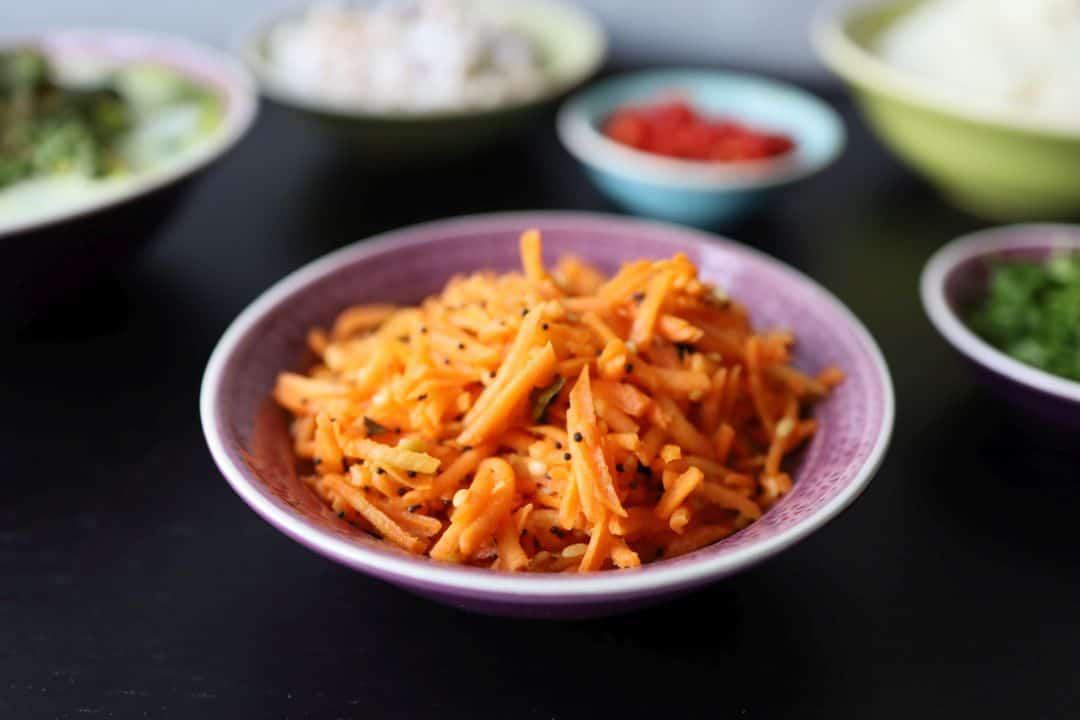 Karotten Kosambari